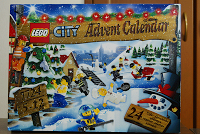LEGO: 7724 City Advent Calendar 2008