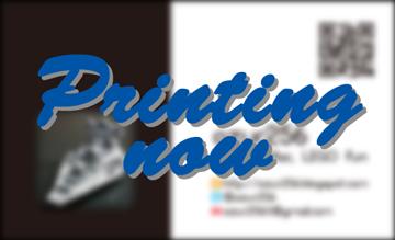 ブログを移転したので Dpub に向けて前川企画印刷さんに名刺を発注した #dpub6