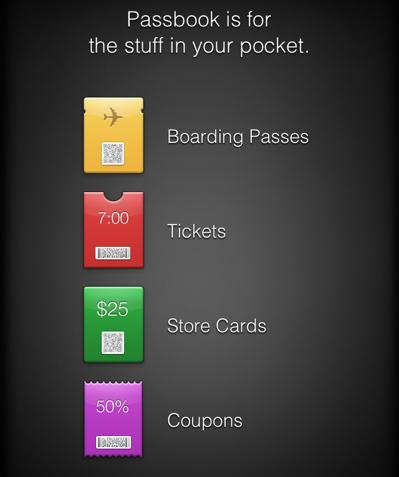 フライトを予約したので Passbook を使ってみたら便利そうだった