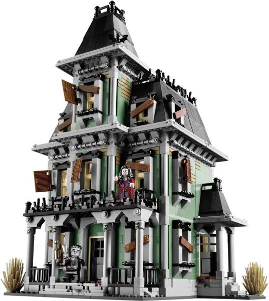10228 Haunted House が Amazon で予約開始されてます