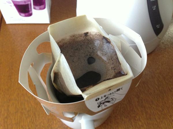 美味しいコーヒーを飲みたいのでStarbucksのORIGAMIを飲んでみた