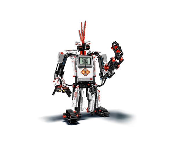 LEGO: Mindstorms EV3