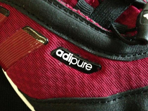adidas ADIPURE LACE TRAINERってランニングシューズはスゴイです