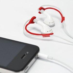 インイアーヘッドフォン用のアタッチメントはアイデアとしてはイイと思う