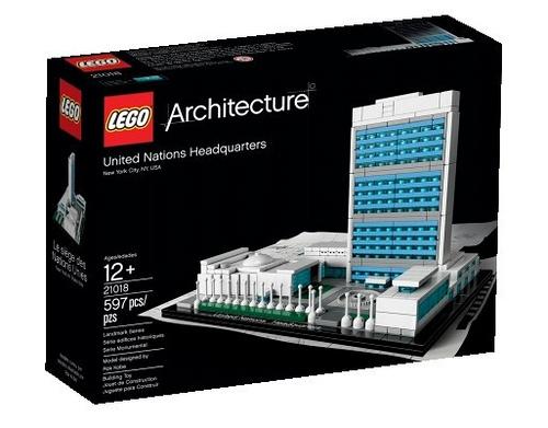 LEGO: 21018 United Nations Headquarters がリリースされるようです