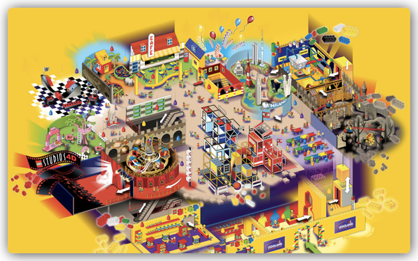 レゴランド・ディスカバリー・センター東京がまもなく1周年