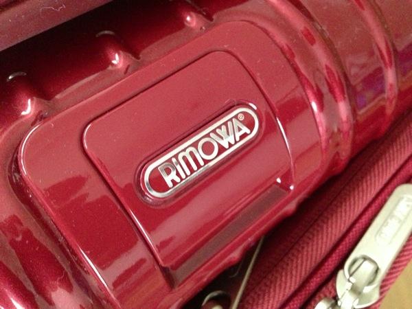 RIMOWA SALSA DELUXE の新モデル HYBRID が届きました