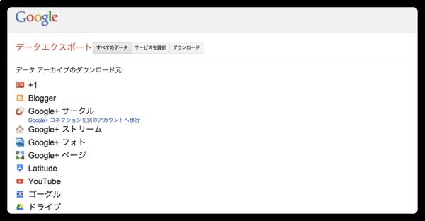 GoogleTakeout