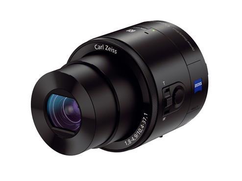 SONYのレンズスタイルカメラ QX100とQX10 が日本でもリリースされます