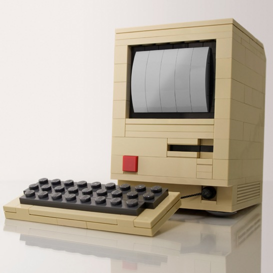 LEGOの初代マックが欲しくてたまらない