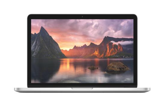 Macbook Air にするか Macbook Pro Retina にするか