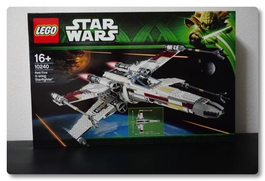 LEGO: 10240 Red Five X-wing Starfighter、品薄プレミア品なのにクリブリにあったので捕獲しました