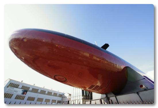 陸に上がった潜水艦、通称 てつのくじら館 に行ってきた