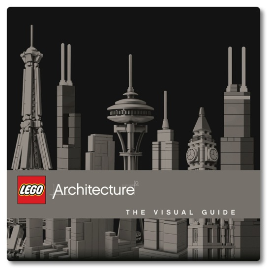 LEGO Architecture The Visual Guide という本がリリースされるようなので予約しました