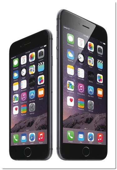 今回の iPhone 6 にドキドキを余り感じていないのは慣れたから?