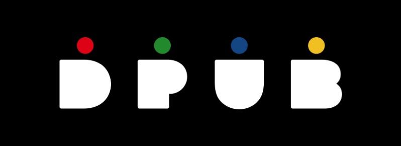 DPUB Logo Black