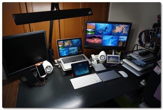 DeskScene 003