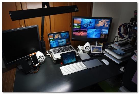 DeskScene 004