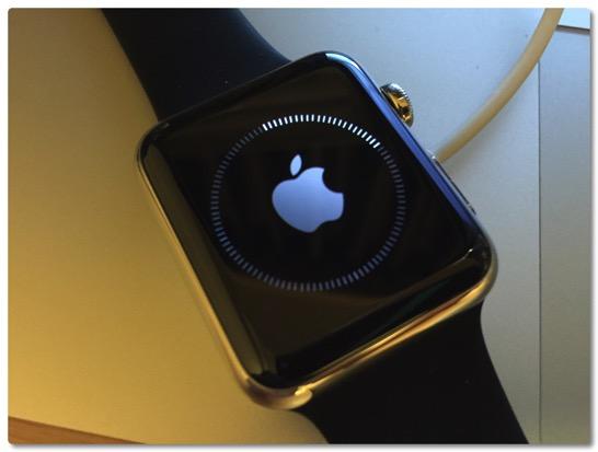 朝起きたら Watch OS のアップデートが来ていましたので早速アップデートしてみました