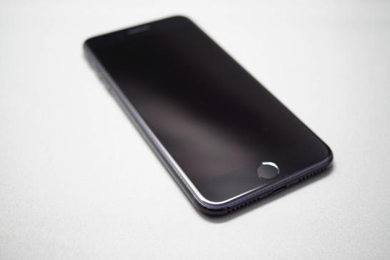 やっと来た iPhone 7 Plus ジェットブラック