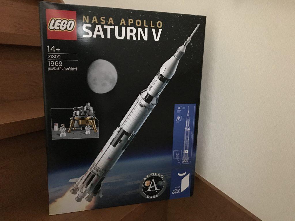 LEGO 21309 サターンV が既にプレミア価格になりつつある