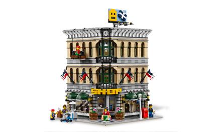 LEGO: 10211 Grand Emporium Available March 1 | FBTB.net