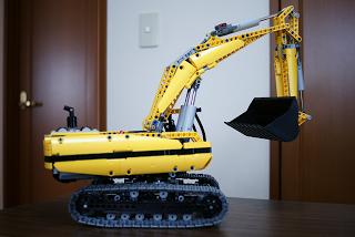 LEGO: Repair kit for Technic Excavator 8043