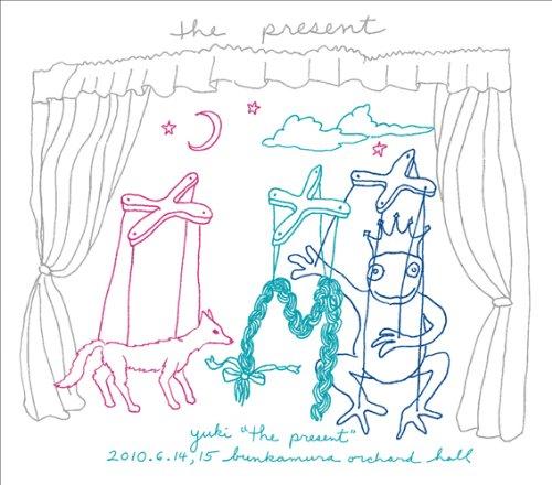 "YUKI ""The Present"" 2010.6.14,15 Bunkamura Orchard Hall"