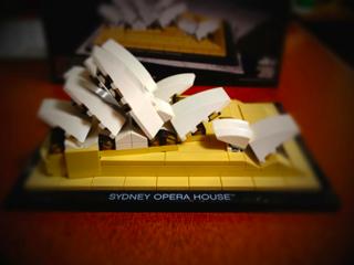 LEGO: 21012 Sydney Opera House
