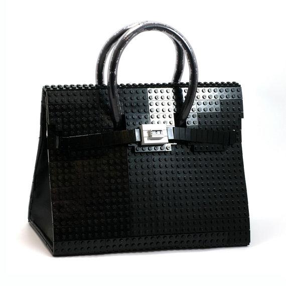 LEGOを使ったHermésのBirkinのようなバッグがEtsyで買える