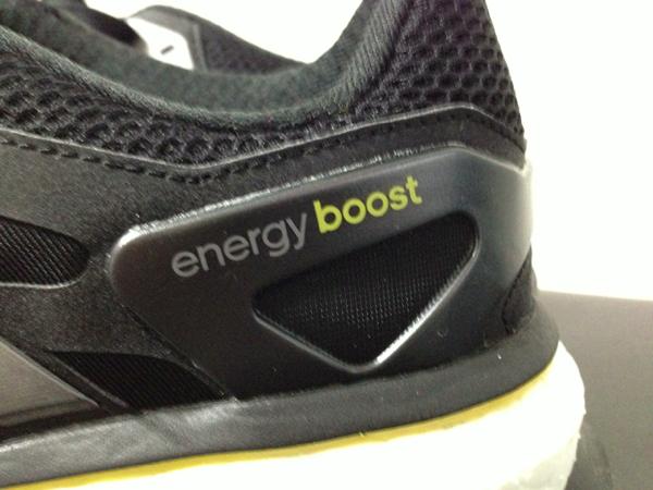 adidas の Energy BOOST を試し履きしたら凄過ぎて買ってしまった