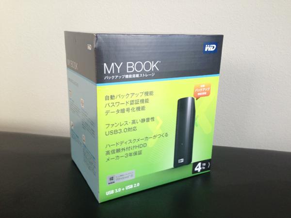 4TBが2万円とかだったのでHDDを増設した