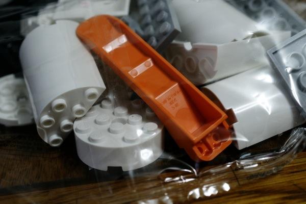 LEGO: ブロック外しが乱発されている気がする