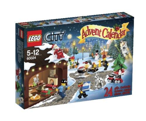 LEGO アドベントカレンダー 3種類が届きました