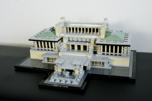 LEGO: 21017 Imperial Hotel を組みました