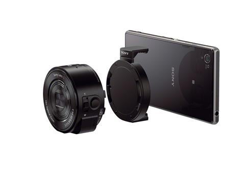 QX10 with Xperia i1 3 1200