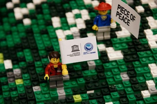 LEGO: レゴブロックで作った世界遺産展 PART-3 に行ってきた