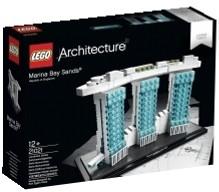 LEGO: 21021 Marina Bay Sands がリリースされるようです