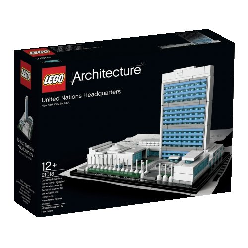LEGO: 21018 United Nations Headquarters が発売!