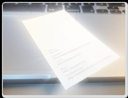 BusinessCard 002