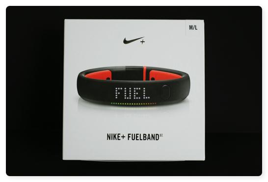 Nike+ FuelBand SE がやってきた、無印を持っている人もSEを買った方がいいと思います