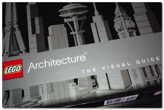 LEGO: Architecture Visual Guideは今日までのArchitectureシリーズのスーパーカタログです