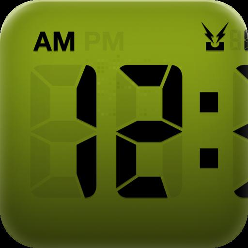 LCD Clockが25回目の無料アップデートを実施、iPhone6/6plusとウィジェットに対応!