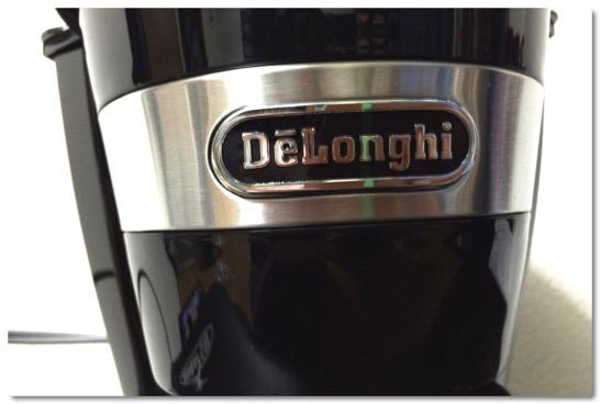コーヒーメーカーをデロンギに新調しました