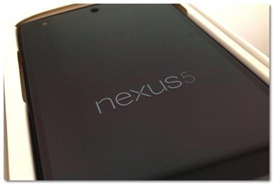 iPhoneのヘビーユーザが初NEXUS 5でハマったところをあれこれ書いてみます