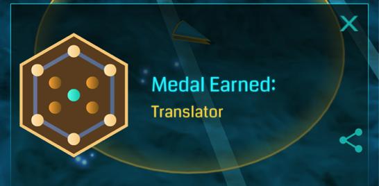 イングレス Translator 進捗報告(笑) ゴールドまできました