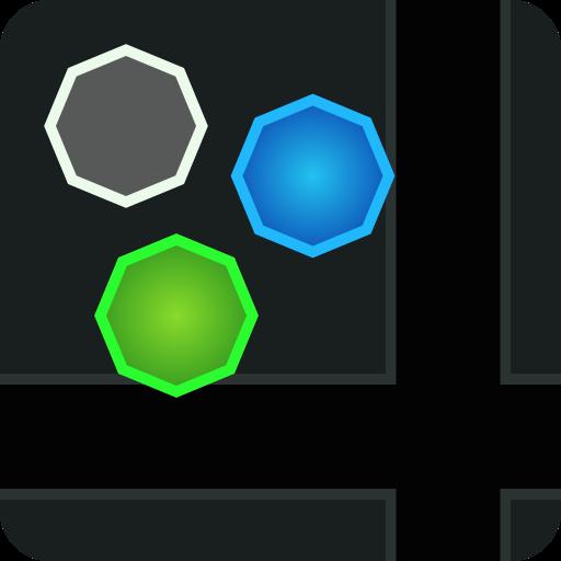 イングレスの爆速インテリマップ表示アプリ Nearby Map for Ingress の Android 版もリリースされています!