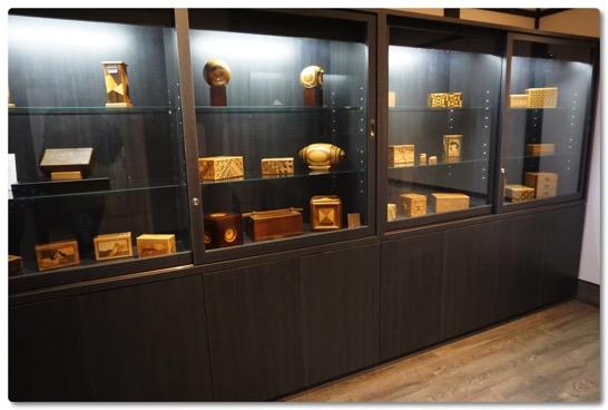 箱根の「関所からくり美術館」でからくり箱に挑戦してたら時間がいくらあっても足りない!