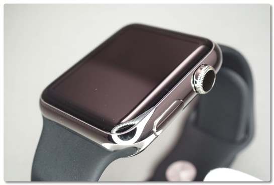 やっと届いた Apple Watch、何はともあれ開封してセットアップしてみました