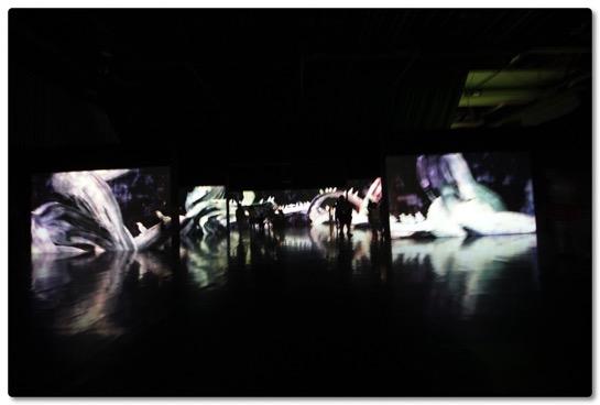 チームラボ 「踊る!アート展と、学ぶ!未来の遊園地」に行ってきた、インタラクティブアートの最先端はとても楽しかった